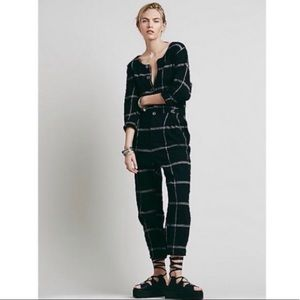 Free People Jumpsuit Keep It In Check One-Piece
